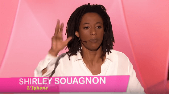 Sketch Shirley Souagnon – Accro à l%u2019Iphone-1